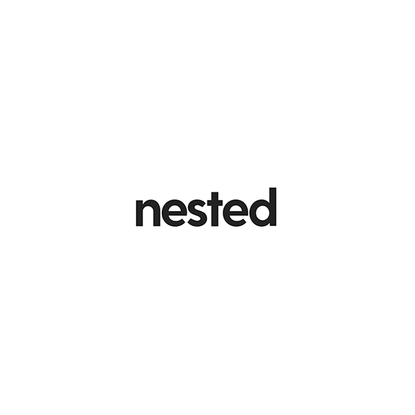 Logo nested